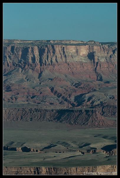 Vermilion Cliffs, Page, Arizona, September 2009