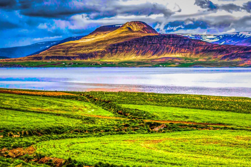 冰岛风采,留住美景