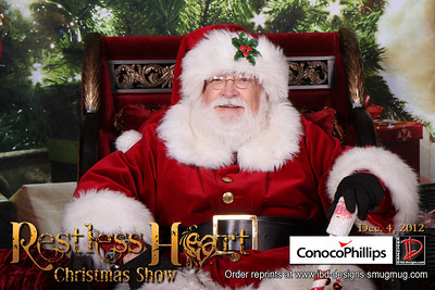 ConocoPhillips Santa Photos 12-4-12
