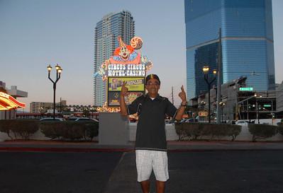 A Quick Trip to Las Vegas Sun Oct 20, 2013