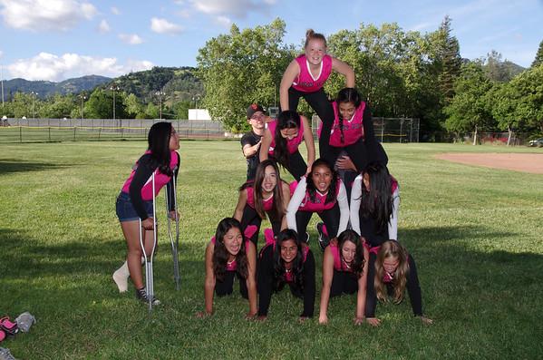 2016 Calistoga Little League