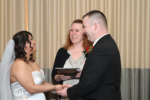 Michael Wayne's Wedding