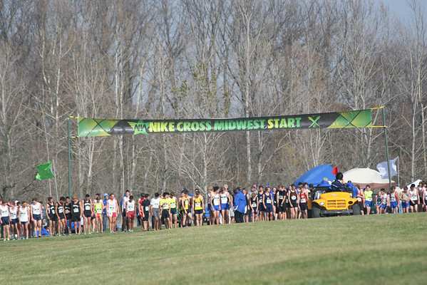 Nike Cross Midwest Regionals 11-11-12