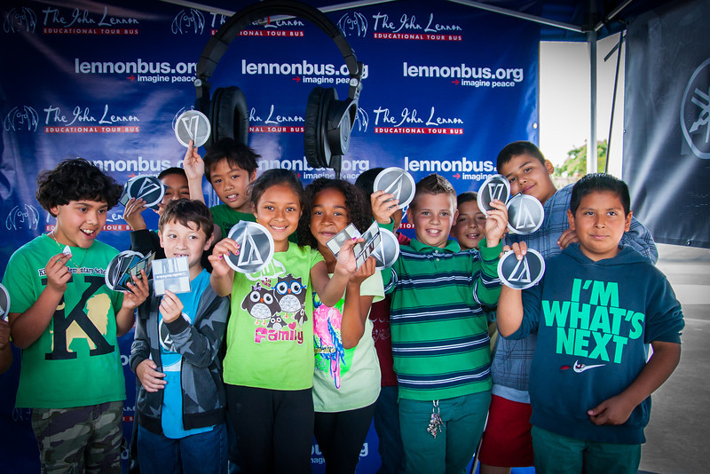 2014_04_22, Pomona, CA, Kingsley Elementary, Audio-Technica, M50Xperience, Tents