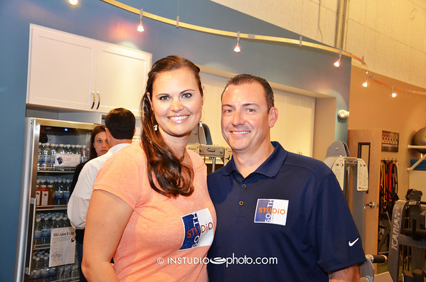 Studio South Fitness Grand Opening