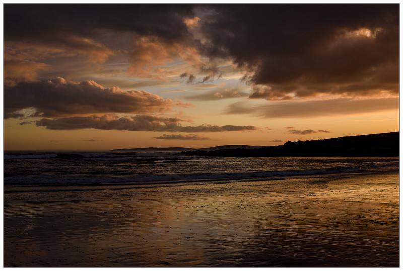 West Cork sunset