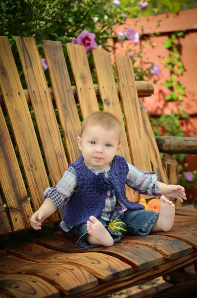 Mia 6 month