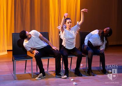 IB Theatre 2/Drama 2's Collaborative Project