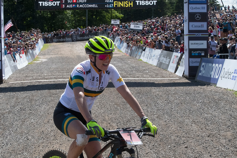 Rebecca Mcconnell (Australia) -  bronze medal