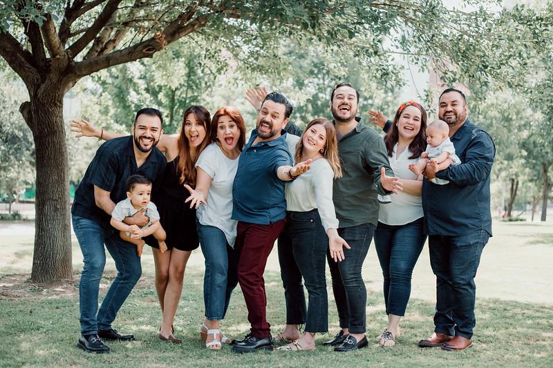 Familia Medrano Robledo