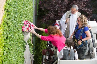 May Crowning Prayer Service –May 31, 2016