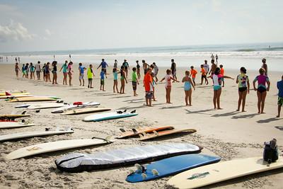 EG1st Surf Camp 2014