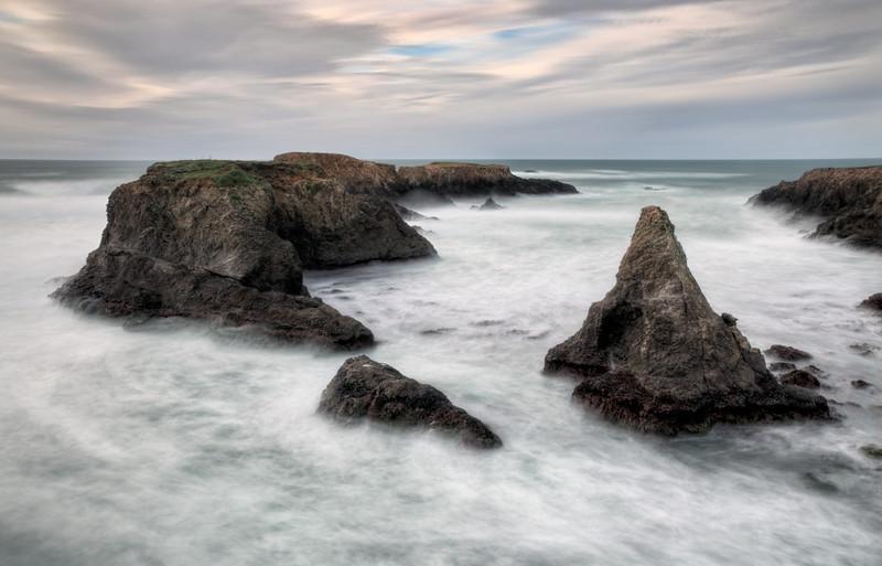 Mendocino Headlands, California