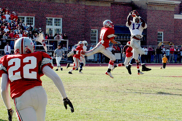 Prep Football Wins State Playoff Game