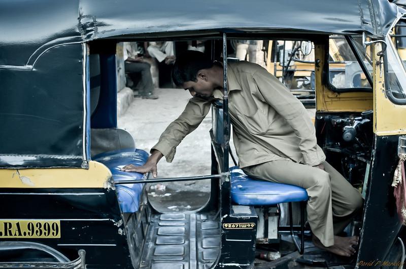 Rickshaw Inspection