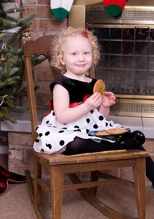 Hannah Christmas 2010