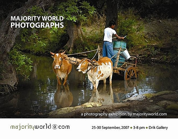 "Photo Exhibition - ""Below the Poverty Line"" @ DRIK, Dhaka 23rd-30th Sep, 2007"