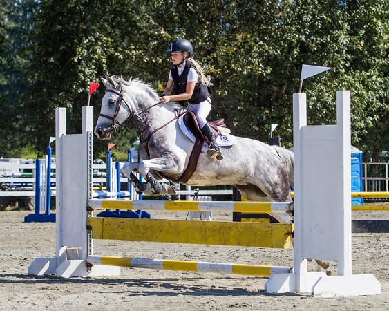 Equestrian - Dog Days Hunter Jumper - MREC, August 2019