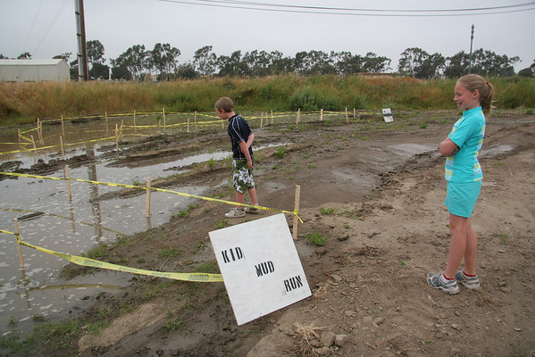 NCTC Mud Run