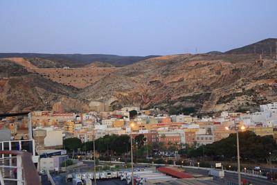 Almeria Spain Nov 15