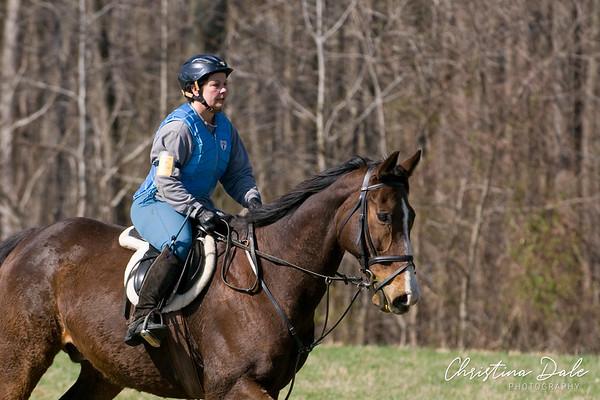 Marlborough Horse Trials Jumper Derby