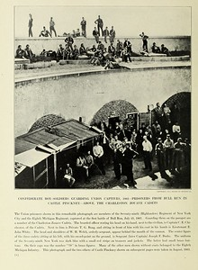 Photographic History of the Civil War - Volume 7 (Prisons and Hospitals)