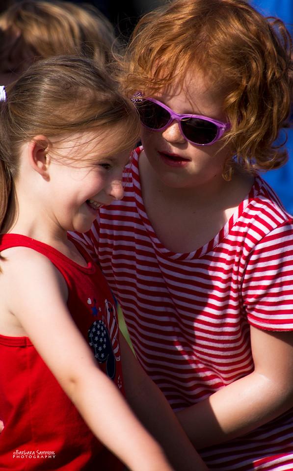 Children's Activities - Waterfront Park; July 3, 2017