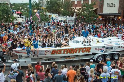 Sarasota Powerboat Grand Prix Boat Parade - 2013