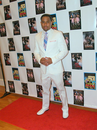 """Frederick Germaine's """"2nd Annual All White Party"""""""