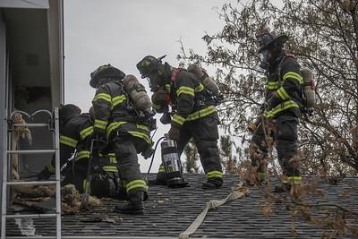 Latonka Road House Fire