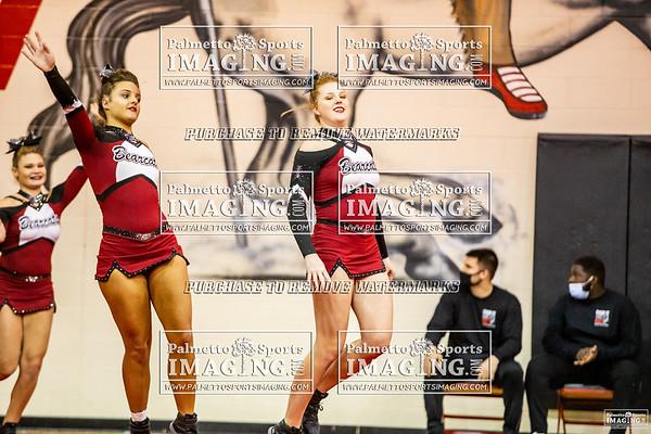 Brookland Cayce Varsity Cheer Tomahawk Classic