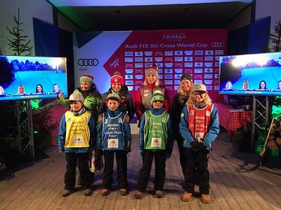 Dec 21, 2016 - Innichen Audi FIS Ski Cross World Cup Cross Alps Tour
