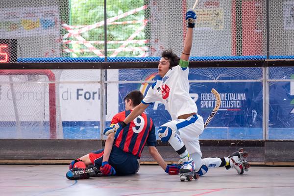 Follonica Hockey vs Roller Hockey Scandiano