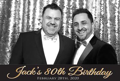 Jack's 80th Birthday