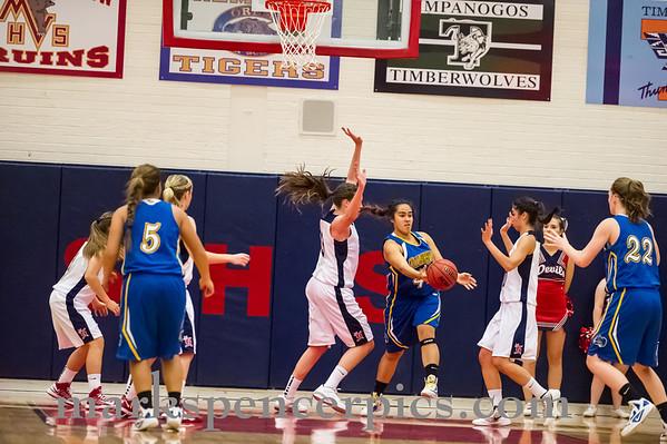 Basketball Girls 2012-13