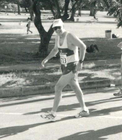 23rd Annual Honolulu Marathon 12-10-1995