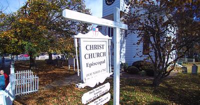 Christ Church Folder