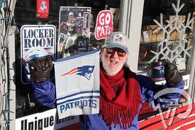 New England Patriots — merchandise