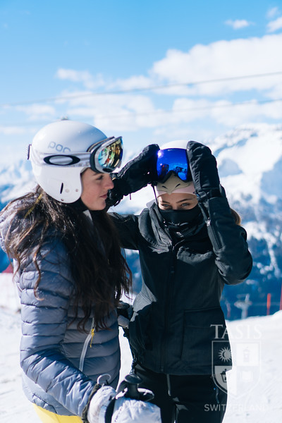 High School Ski Adventure - Crans Montana