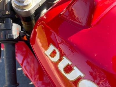 Ducati 888 SPO (ME) on IMA