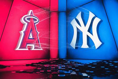 Yankees vs Angels (5-27-18)