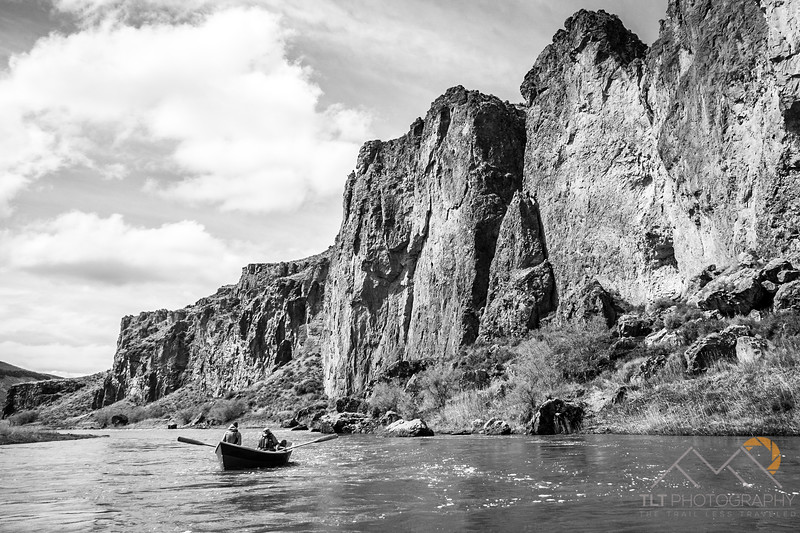 Rafting the Owyhee River - April 2017