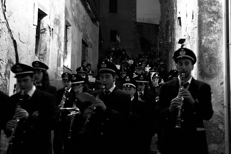 TagliaCozzo 2011 - Processione Venerdì Santo - foto di Marco Salvadori