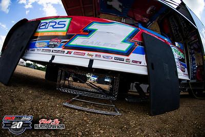 Magnolia Motor Speedway - LOLMDS - 6/18/20 - Heath Lawson