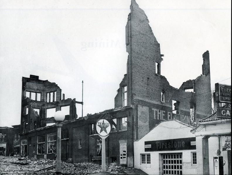 FlatIron Fire 1947