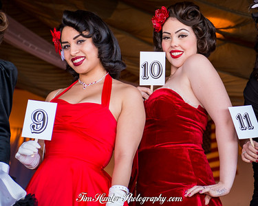 2013 Bo Huff Cavalcade of Beauty Pin-up Pageant