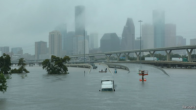 2017 USA Hurricane Harvey Texas