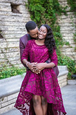Marvita & Chris Engagement