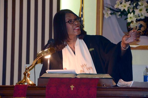 MLK Celebration at 2nd Congo Church-011815