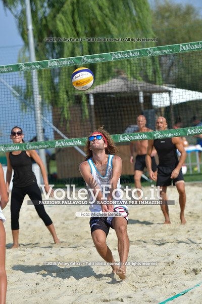 presso Zocco Beach PERUGIA , 25 agosto 2018 - Foto di Michele Benda per VolleyFoto [Riferimento file: 2018-08-25/ND5_8392]